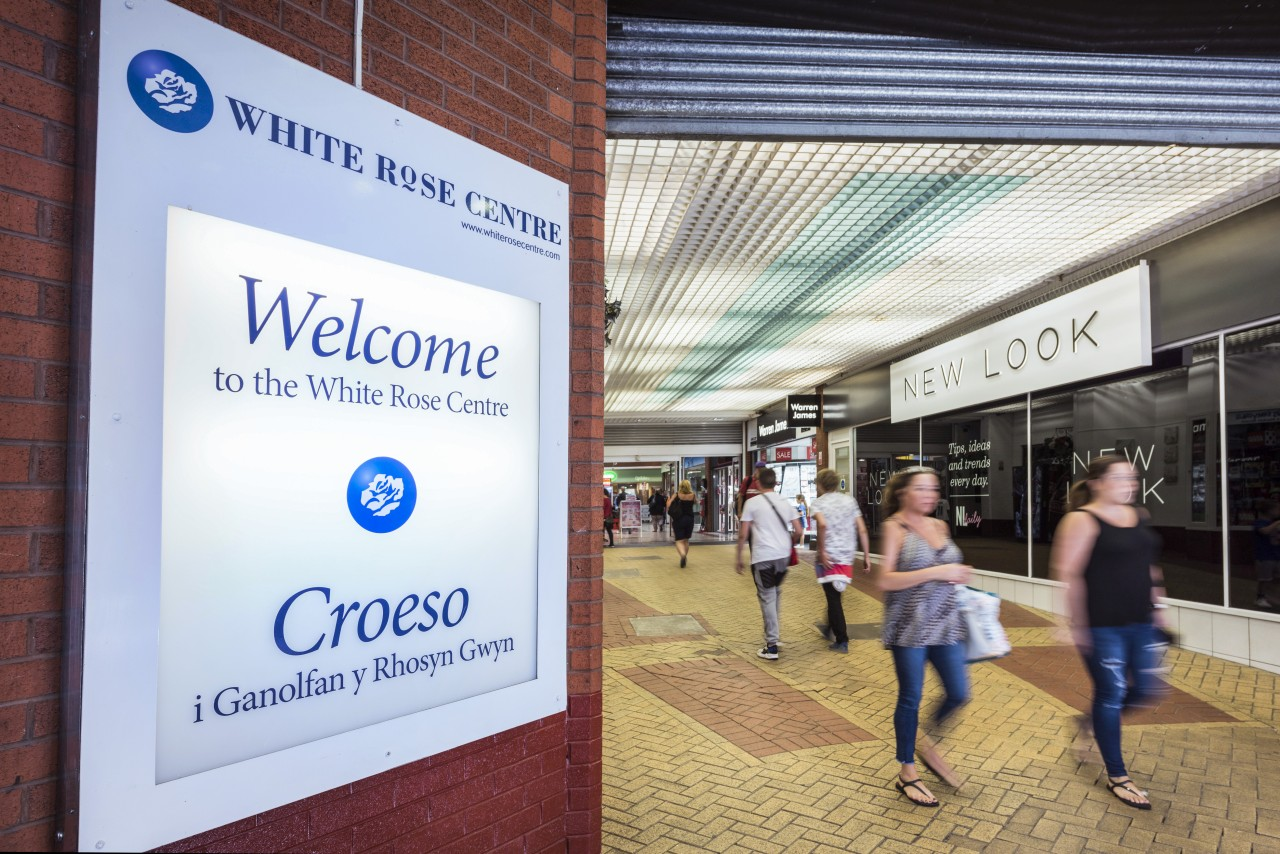 White Rose Centre Welcome