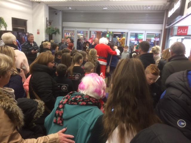 Santa at White Rose Centre